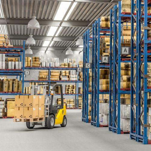 """Warehouse Management"" Batch 2"