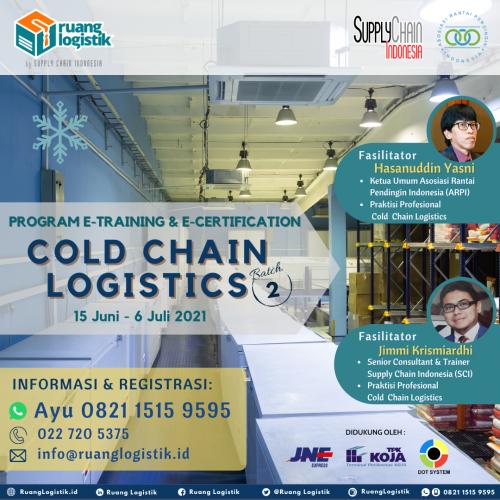 """Cold Chain Logistics"" Batch 2"