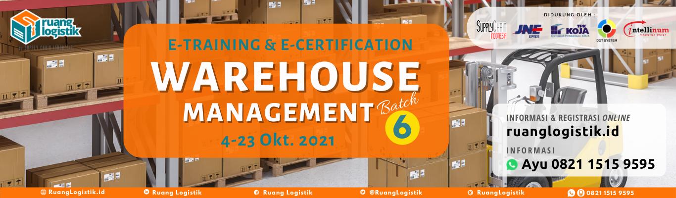Warehouse Management 6